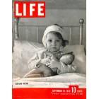 Cover Print of Life, September 23 1940