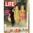 Cover Print of Life, September 27 1968