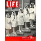 Cover Print of Life, September 2 1940