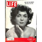 Cover Print of Life, September 3 1951