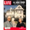 Cover Print of Life, September 26 1955