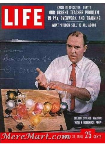 Life, March 31 1958