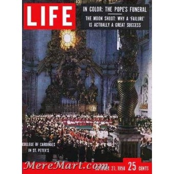 Life October 27 1958