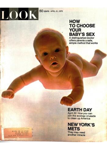 Look, April 21 1970