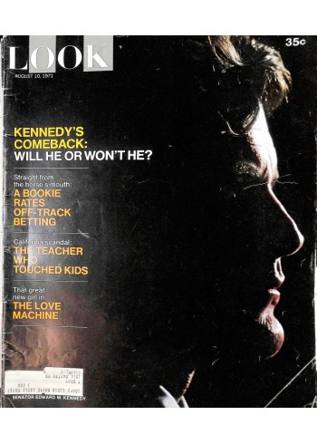 Cover Print of Look, August 10 1971