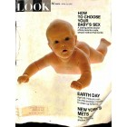 Cover Print of Look Magazine, April 21 1970