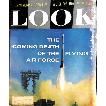 Cover Print of Look, October 1 1957