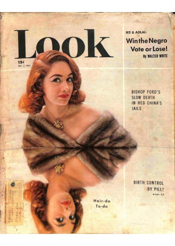 Cover Print of Look, October 7 1952