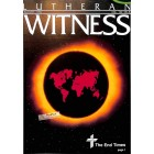 Lutheran Witness, August 1990