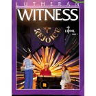 Cover Print of Lutheran Witness, August 1991
