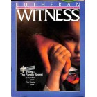 Cover Print of Lutheran Witness, February 1992