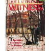 Cover Print of Lutheran Witness, February 1993