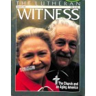 Cover Print of Lutheran Witness, January 1993