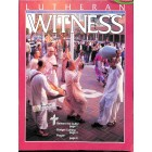 Cover Print of Lutheran Witness, July 1991