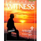 Lutheran Witness, July 1992
