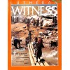 Cover Print of Lutheran Witness, June 1991