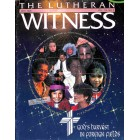 Cover Print of Lutheran Witness, May 1995