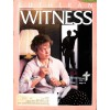 Cover Print of Lutheran Witness, November 1989