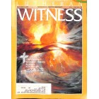 Cover Print of Lutheran Witness, October 1989