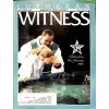Cover Print of Lutheran Witness, September 1989
