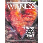 Cover Print of Lutheran Witness, September 1992