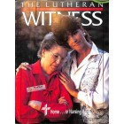 Cover Print of Lutheran Witness, September 1993