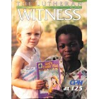 Cover Print of Lutheran Witness, September 1994