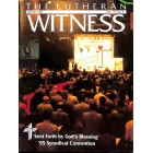 Lutheran Witness, August 1995