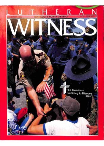 Lutheran Witness, January 1990