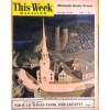 Cover Print of MN Sunday Tribune Picture - This Week, April 11 1954