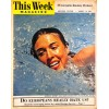 Cover Print of MN Sunday Tribune Picture - This Week, August 29 1954