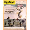 Cover Print of MN Sunday Tribune Picture - This Week, January 3 1954