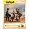 Cover Print of MN Sunday Tribune Picture - This Week, July 13 1952
