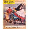 Cover Print of MN Sunday Tribune Picture - This Week, July 24 1955
