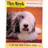 Cover Print of MN Sunday Tribune Picture - This Week, June 27 1954