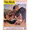 Cover Print of MN Sunday Tribune Picture - This Week, March 7 1954