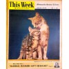 Cover Print of MN Sunday Tribune Picture - This Week, May 31 1953