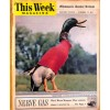 Cover Print of MN Sunday Tribune Picture - This Week, November 15 1953
