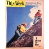 Cover Print of MN Sunday Tribune Picture - This Week, November 28 1948