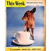 Cover Print of MN Sunday Tribune Picture - This Week, November 30 1952