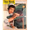 Cover Print of MN Sunday Tribune Picture - This Week, September 25 1955