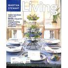 Cover Print of Martha Stewart Living, April 1998