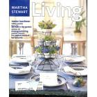 Martha Stewart Living, April 1998