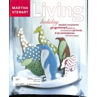 Cover Print of Martha Stewart Living, December 1997