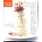 Cover Print of Martha Stewart Living, December 2000