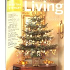 Cover Print of Martha Stewart Living, December 2001
