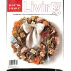 Cover Print of Martha Stewart Living, December 2002