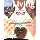 Cover Print of Martha Stewart Living, February 1996