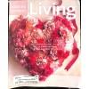 Cover Print of Martha Stewart Living, February 2001
