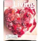 Cover Print of Martha Stewart Living, February 2001